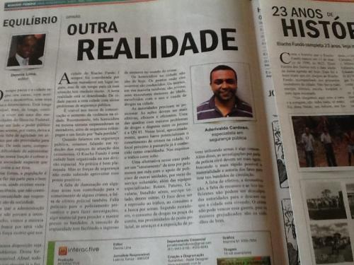 Jornal do Riacho Fundo